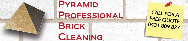 Pyramid Professional Brick Cleaning